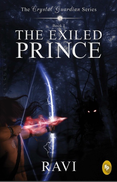 The Crystal Guardian Series Book 1 The Exiled Prince
