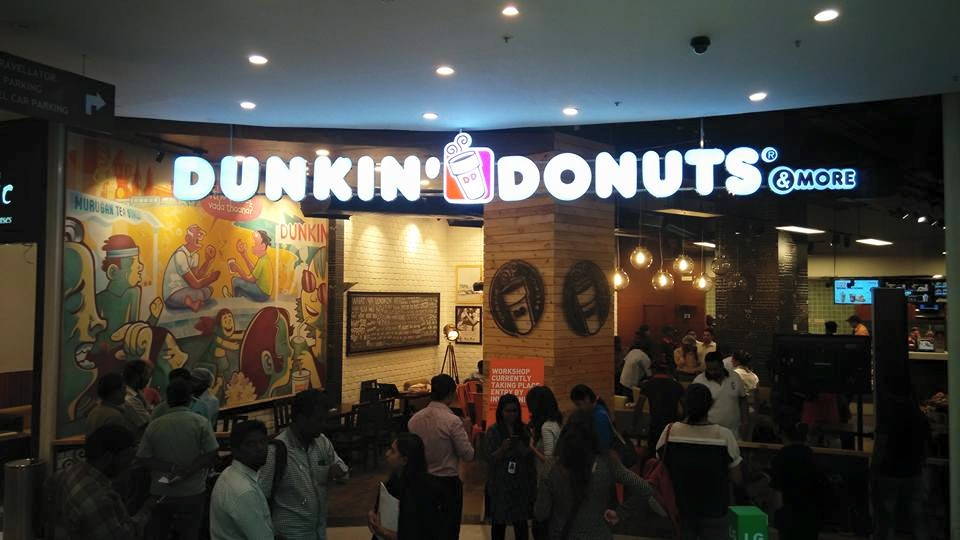 Dunkin Donuts Outlet in Chennai